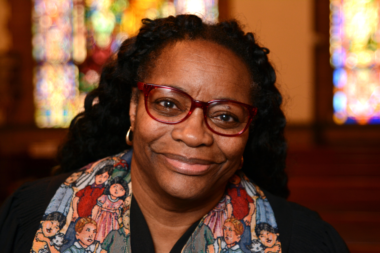Pastor, Brenda Hobson