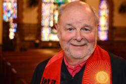 Pastor, Dave Berryman