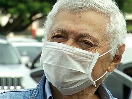 Brasília Palace Hotel recebe idosos