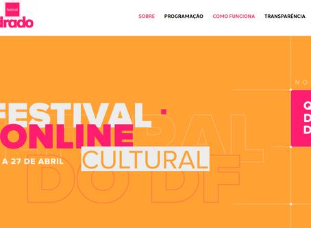 Festival No Seu Quadrado vai até o dia 27 de abril