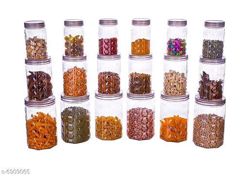 Plastic Container (18 pcs)