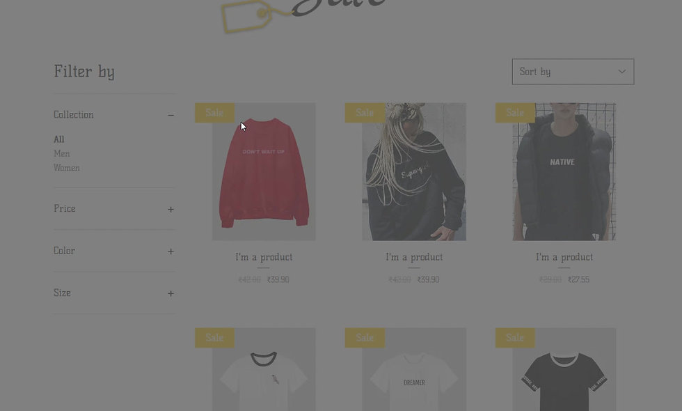 The T-Shirt Store