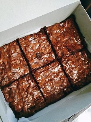 Signature Brownies - 6 PCS