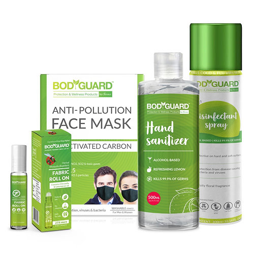 Bodyguard Essential Protection Kit