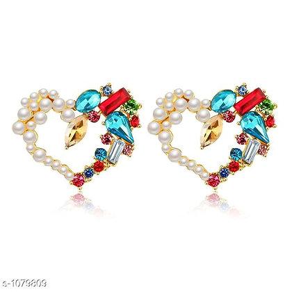 Ear Rings (Heart)