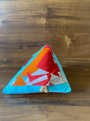 Jamaican Teal Vibe - Triangle Puzzle Toy