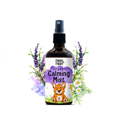 Organic Calming Spray