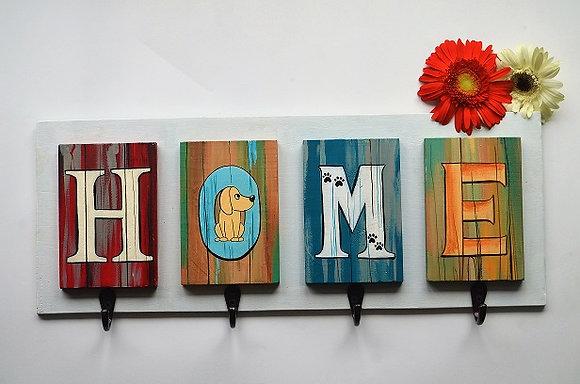 Home Leash Holder