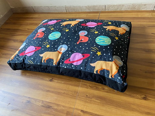 Spaced Out Bed