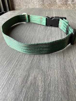 Myrtle Green Nylon Collar