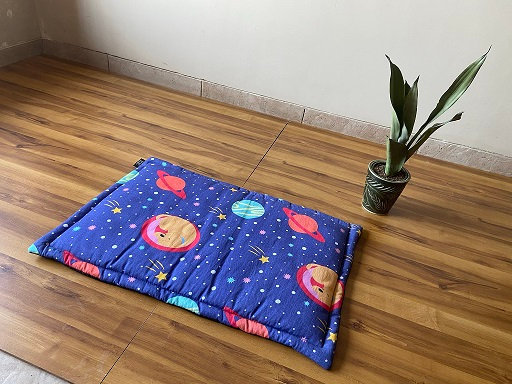 Space Dogs Mat