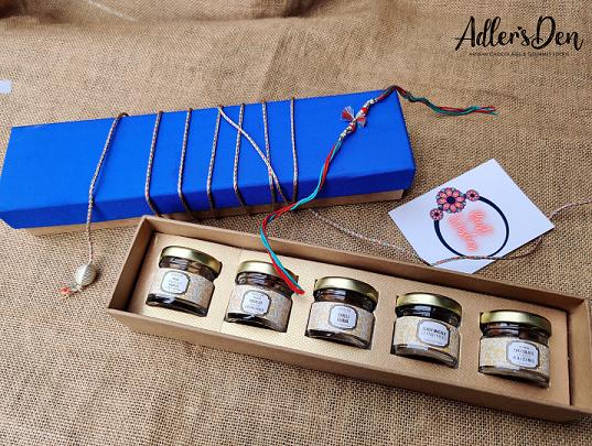 Happiness In Mini Jars Gift Box