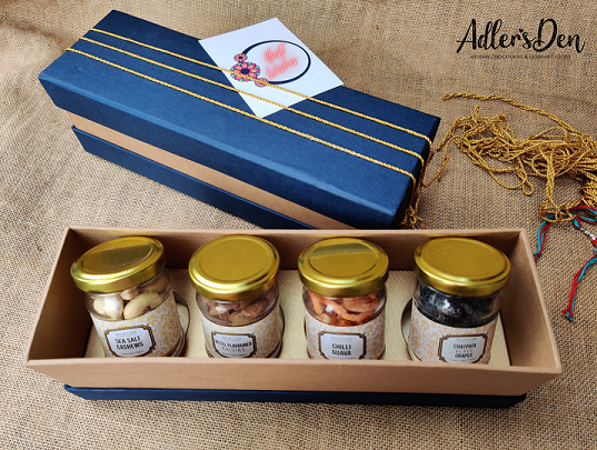 Gift Collection Of Healthy Nuts & Berries