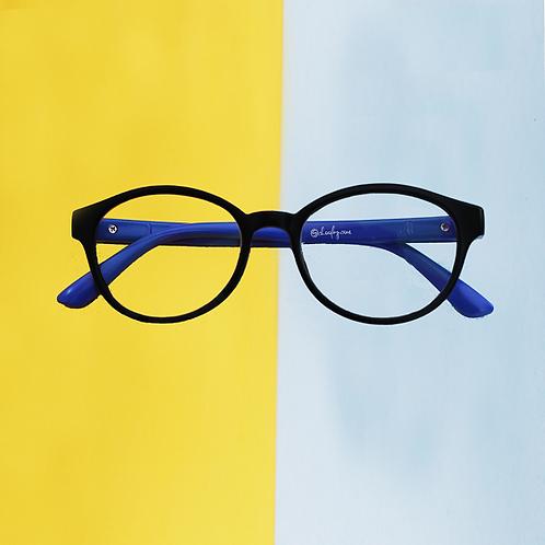 Defenders Blue Lens Spectacles