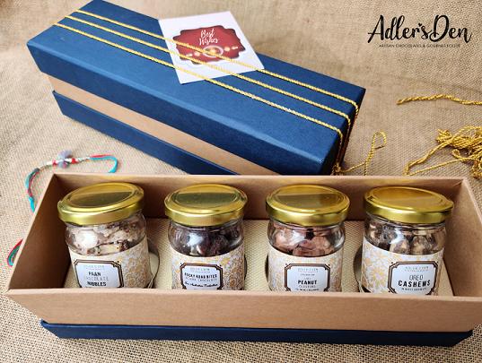 Artisan Chocolates Gift Box