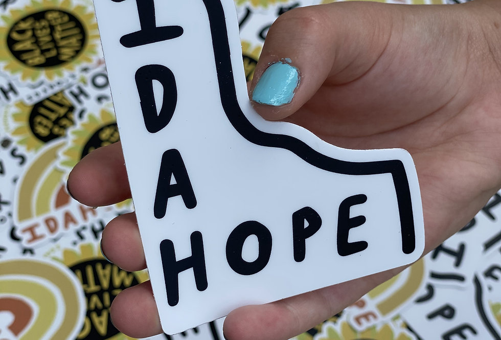 Idahope Sticker