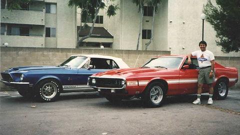 Tony's '69 Shelby at Check Point Auto C1
