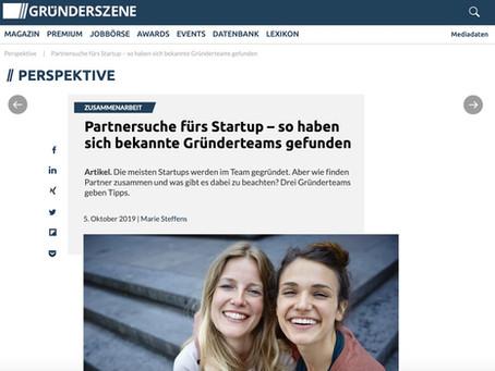 Partnersuche fürs Startup – so haben sich bekannte Gründerteams gefunden