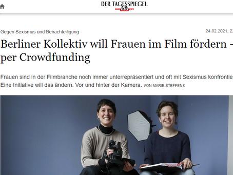 Berliner Kollektiv will Frauen im Film fördern – per Crowdfunding