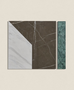 Volakas + Peary Grey + Verdi Alpi