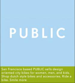 Public Bikes Large