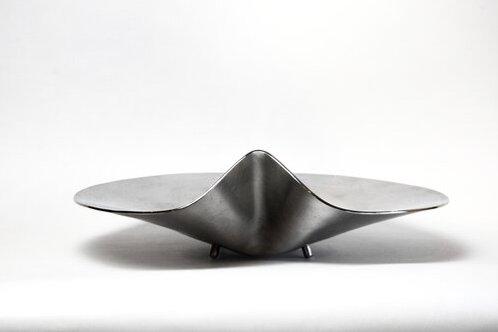 Small single kink bowl - Rebecca Knott