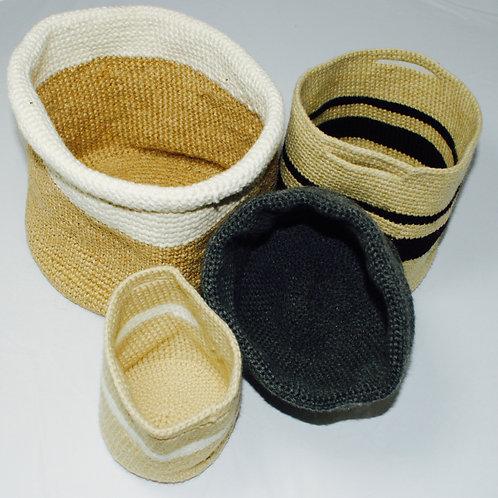 Handmade soft pots