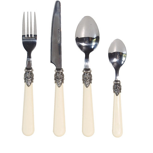 24 piece French cutlery set