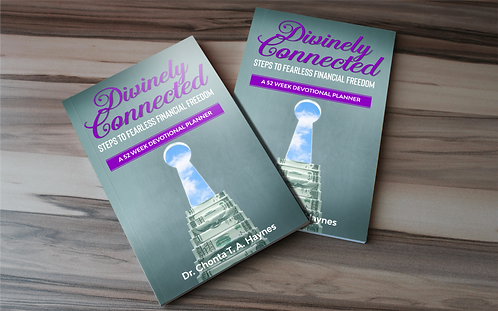 10 Pack Divinely Connected: Steps to Fearless Financial Freedom