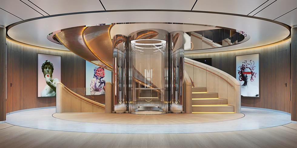 115m Stormbreaker Interior