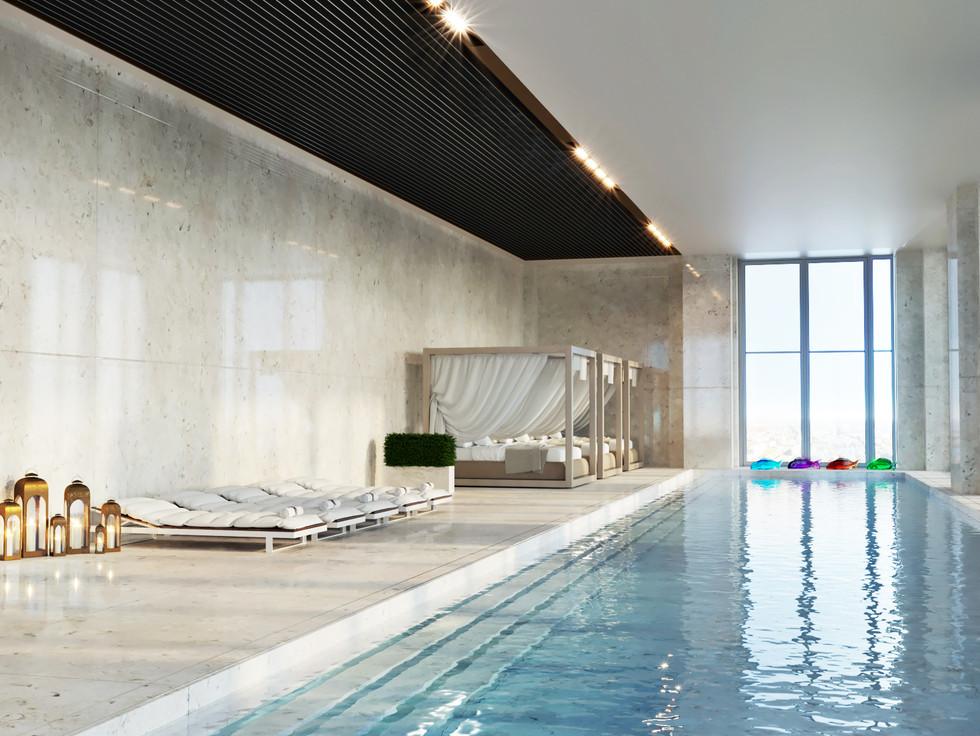Alexander Tower Pool