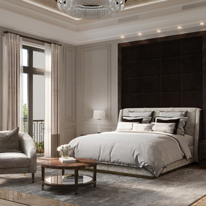 The Grand Berlin-Master bedroom