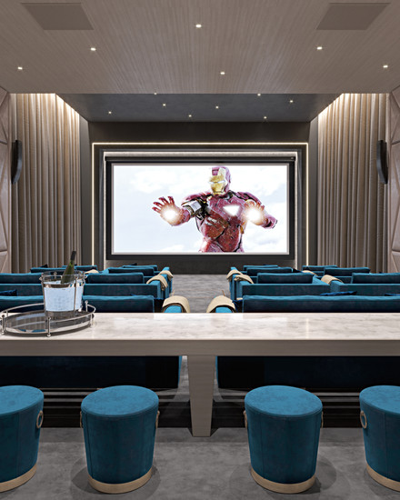Alexander Tower Cinema