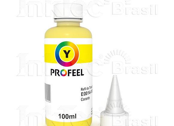 Tinta Corante Epson 100ml Yellow