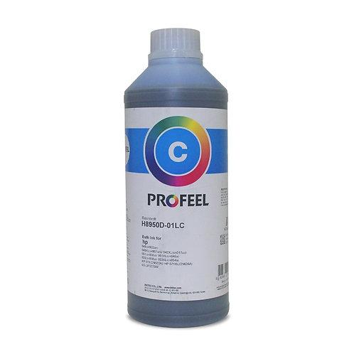 Tinta Corante HP 1 litro Cyan