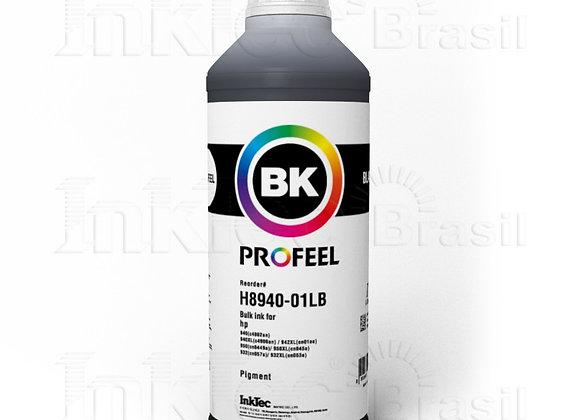 Tinta Pigmentada HP 1litro Black