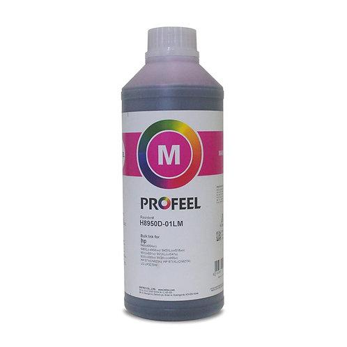 Tinta Corante HP 1 litro Magenta