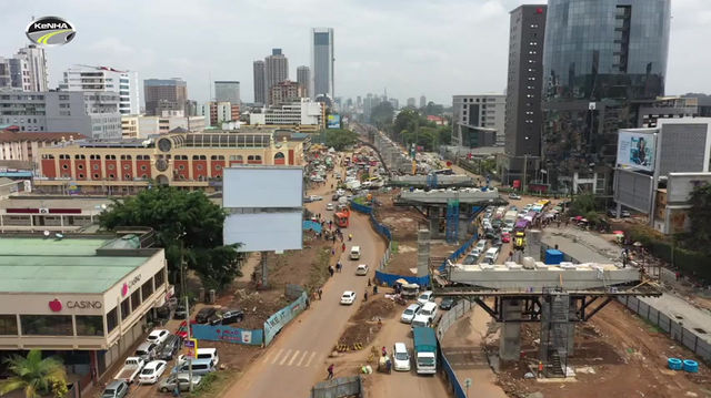 Opportunities springing up from the Nairobi Expressway