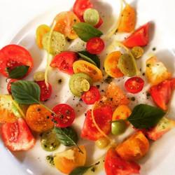 United Colors of Tomato Salad