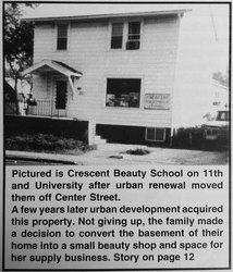 Crescent Beauty School