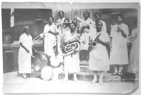 All Women's Jazz Band 1940