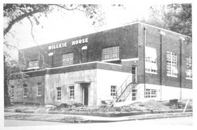 Wilkie House