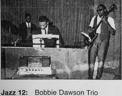 Bobbie Dawson Trio