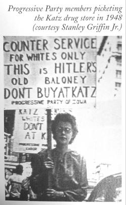 Katz Drug Store Protest