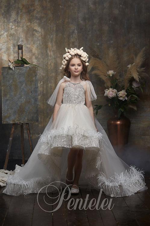 3017 Pentelei Princess Dress