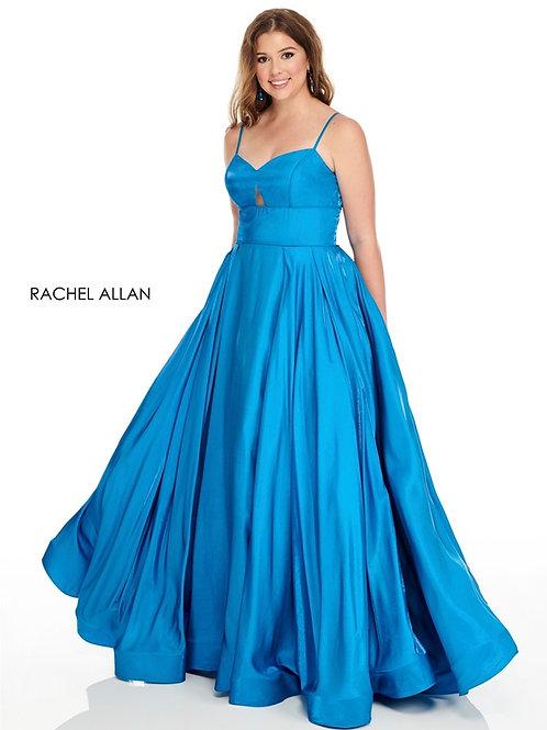 7229 Rachel Allen Plus Size Prom Dress