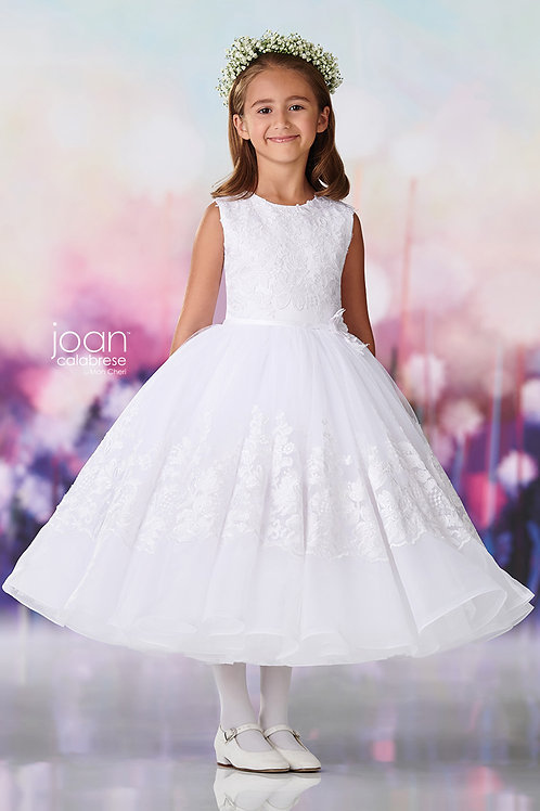 119371 Joan Calabrese Flower Girls Dress