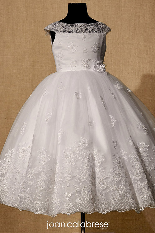 121301 Joan Calabrese Communion Dress