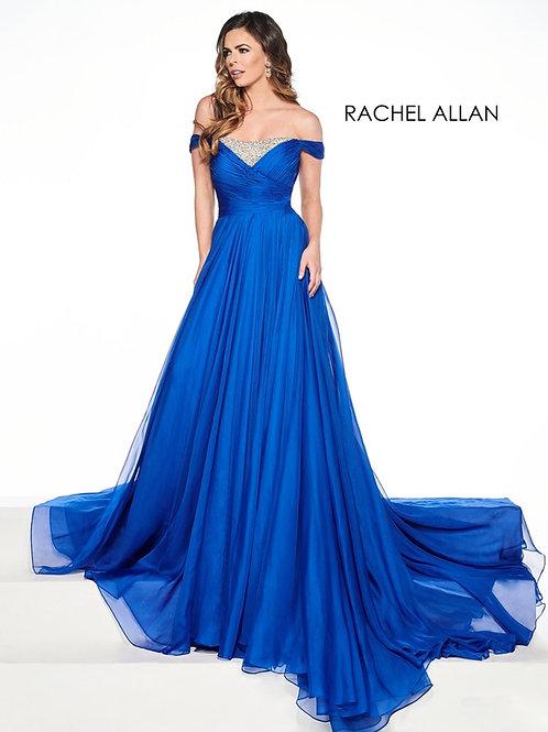 5080 Rachel Allan Pageant Gown