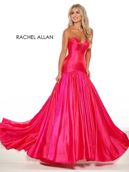 5112 Rachel Allan Pageant Gown